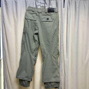Men's Burton Snowboard Pants
